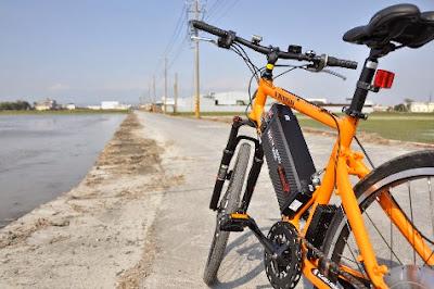 Transformar una bicicleta normal en una bicicleta eléctrica