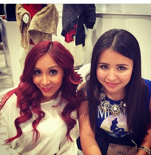 snooki style, snookis clothing line, snooki and double zero