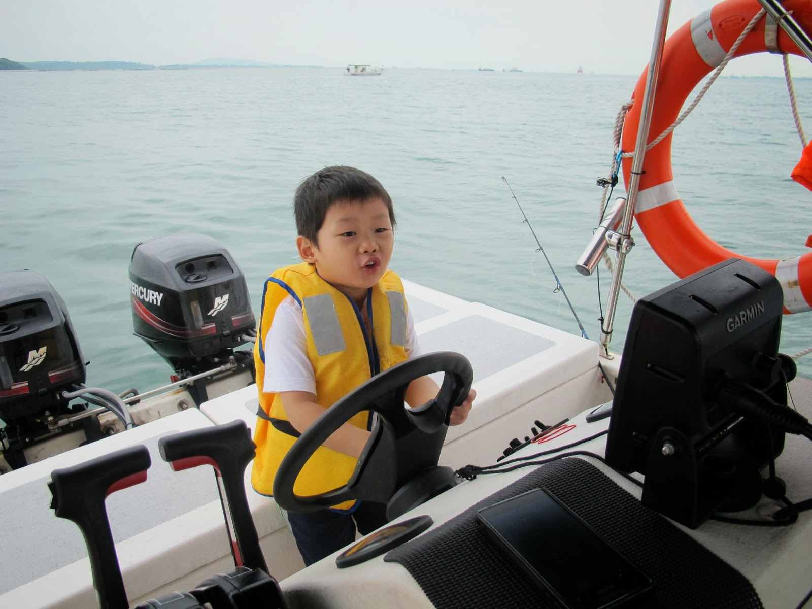 Captain q november 2013 for How to not get seasick on a fishing boat