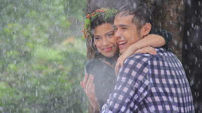 Martin del Rosario and Denise Laurel of Pintada
