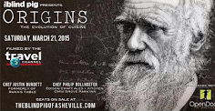 Travel Channel to film Blind Pig dinner in Asheville