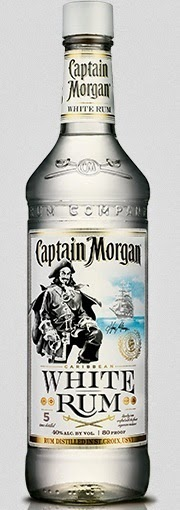 Themeparkmama captain morgan white rum the best for mixed for Mixed drinks with white rum