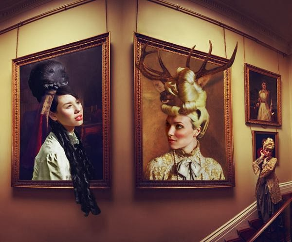 Creative Portraiture by Miss Aniela
