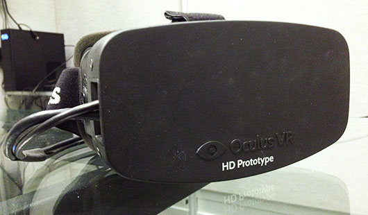 Oculus Rift HD version