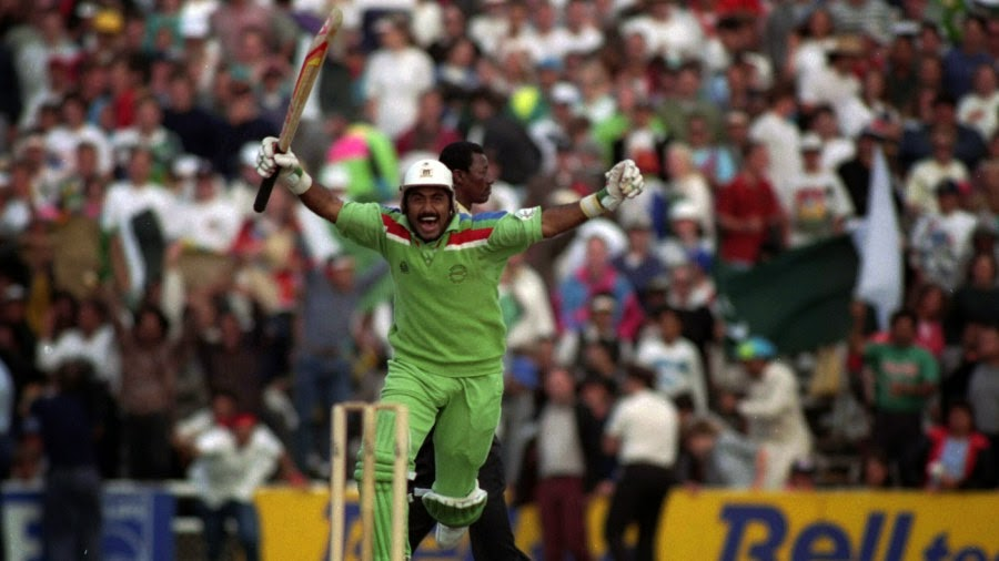 New Zealand v Pakistan 1992