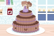 Kek Pasta Dekorasyon Oyunu 2014