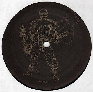 Da Great Deity Dah – Cerebral Warfare EP 12' (1997) (320kbs)