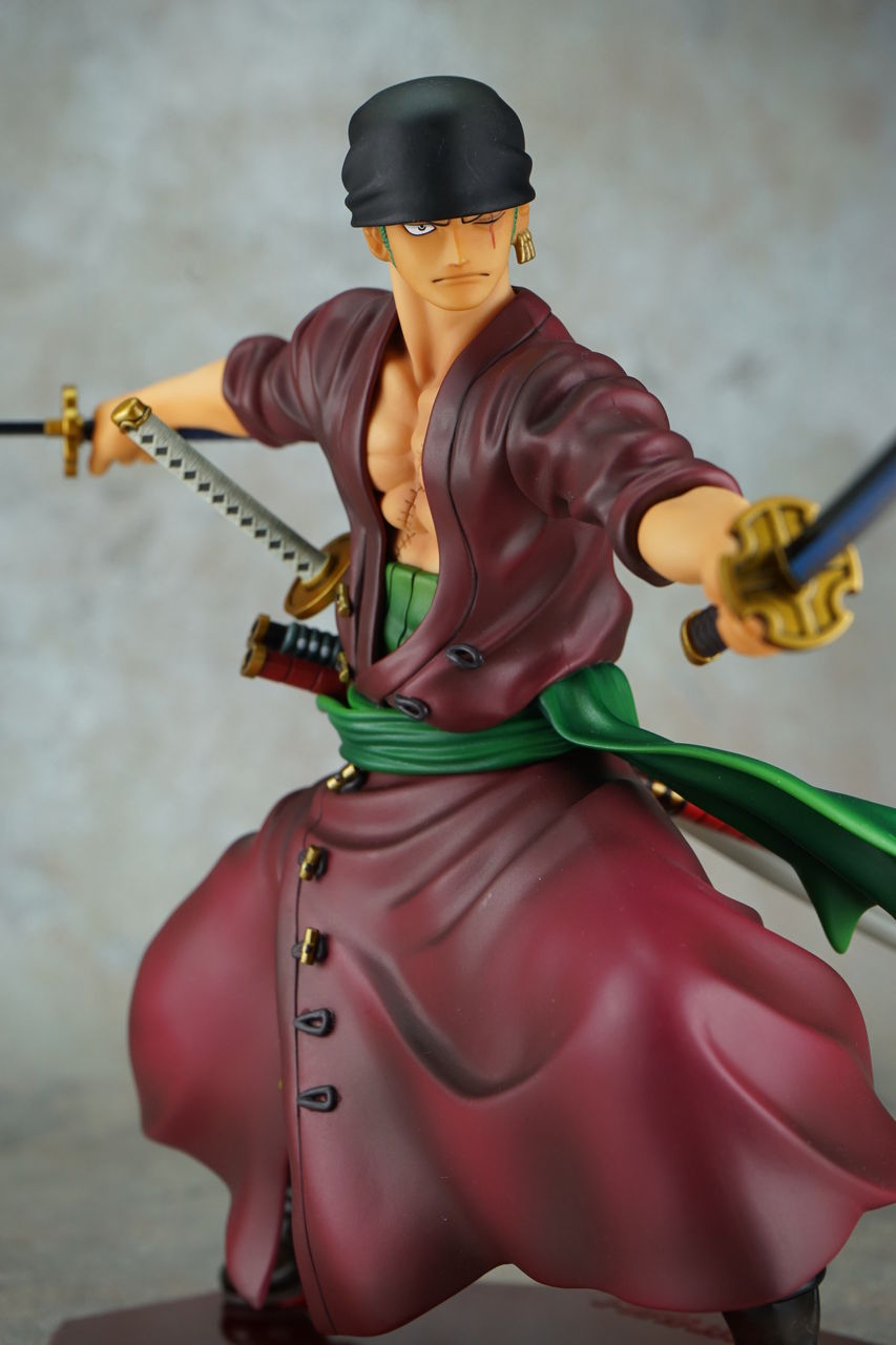 [Megahouse] Portrait of Pirates DX | One Piece - Roronoa Zoro (10th Limited Ver.) ZOOM+Roronoa+Zoro+EZ05+pic29
