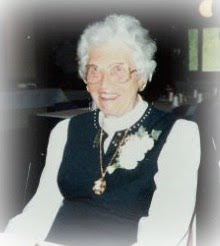 My grandma Ida