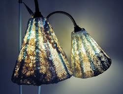 Redesignet 60'er-lampe
