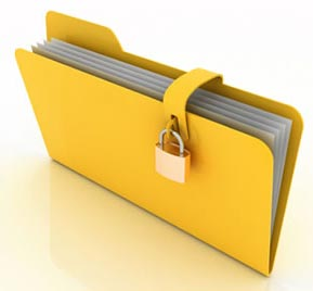 قفل الملفات والمجلدات بكلمة سر Secure Folder v7.4