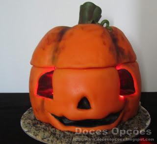 cake halloween pumpkin