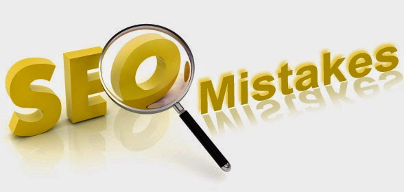 SEO Mistakes in Small Business
