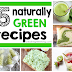 15 Naturally Green Recipes for St. Patrick's Day