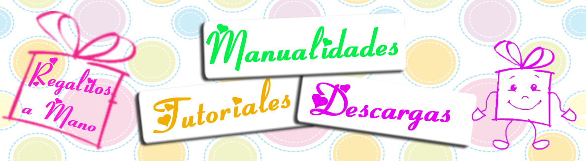 Regalitos a Mano: Papel decorativo - Descarga Gratis!