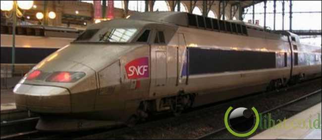 Kisi TGV, Prancis