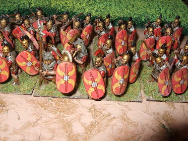 Romans that I just finished up