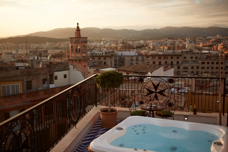 hotel con encanto en Palma de Mallorca