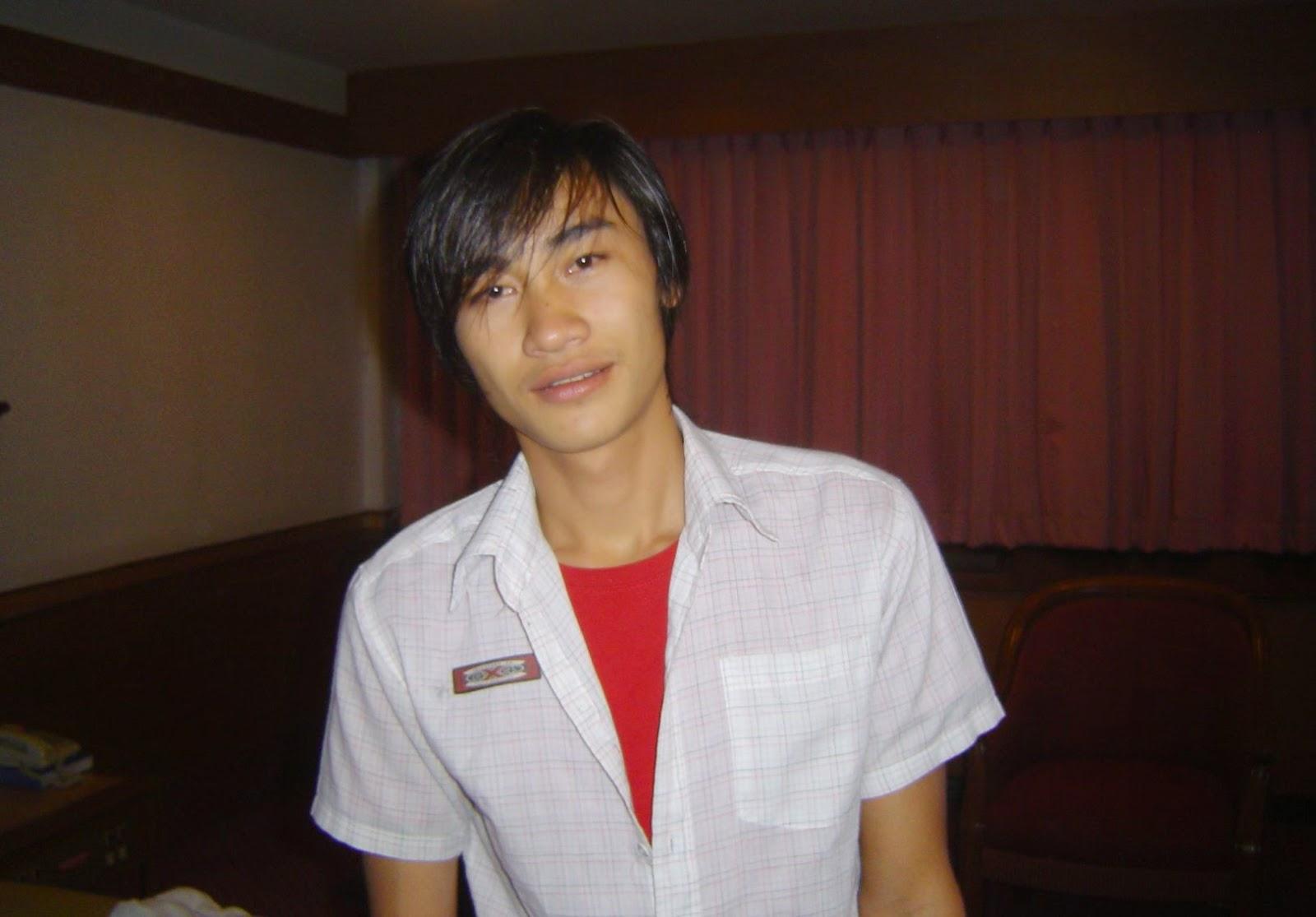 Lao boy in Pattaya