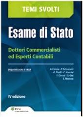 Dottori Commercialisti ed Esperti Contabili. Esame di Stato