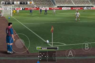 Trucos PES 2012 Android