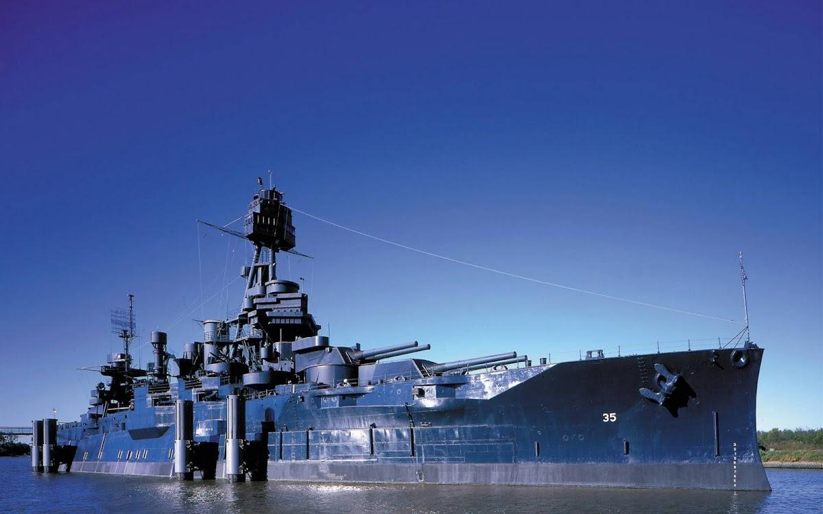 Ship Widescreen Wallpaper 9
