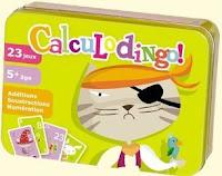 Additions, soustractions et doubles avec Calculodingo