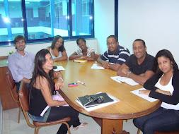 Reuniões com Alunos Representantesdas turmas