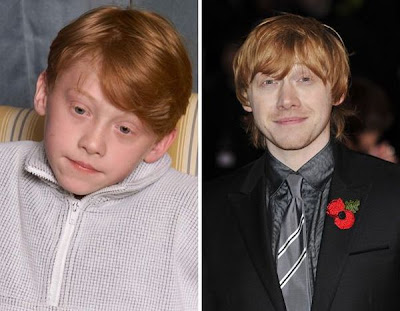 Harry Potter Characters Then and Now Seen On www.coolpicturegallery.us