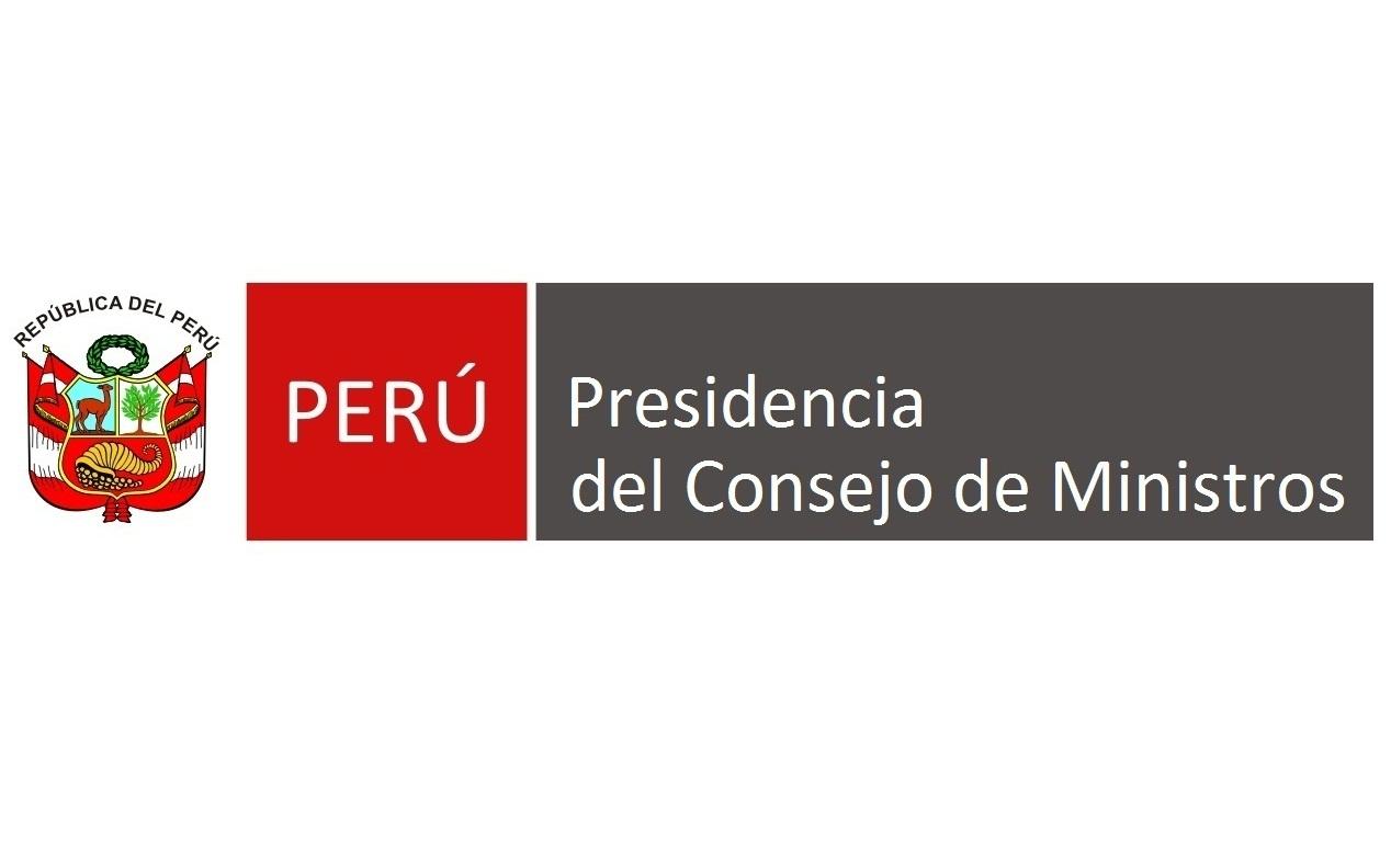 Convocatorias cas 2013 cas de presidencia consejo ministros for Ministros del peru