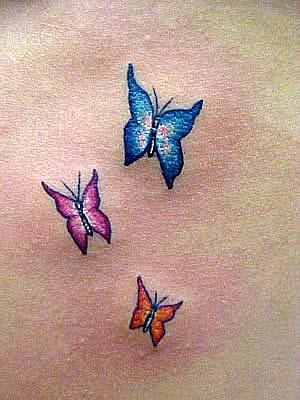 dicas e sugestões de Tatuagens de Borboletas