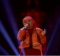 Download Fatin Shidqia Lubis - Girl On Fire.mp3