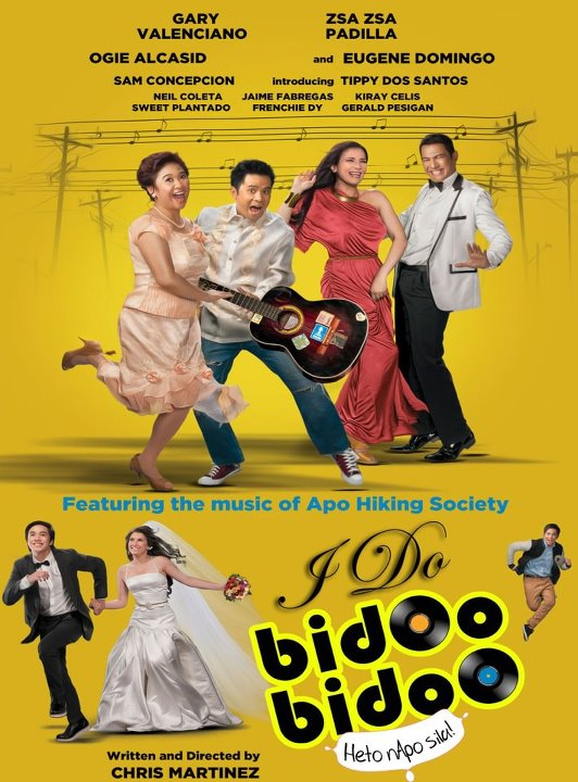 Review Roundup: I DO BIDOO BIDOO, Starring Sam Concepcion, Tippy dos Santos