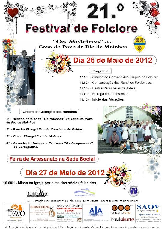 Festival de folclore 2012
