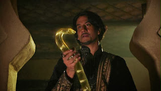 Once Upon a Time in Wonderland - Episode 1.04 - The Serpent - Review