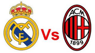 Prediksi Skor Real Madrid vs AC Milan Persahabatan