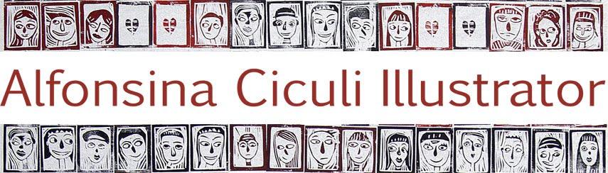 Alfonsina Ciculi Illustrator
