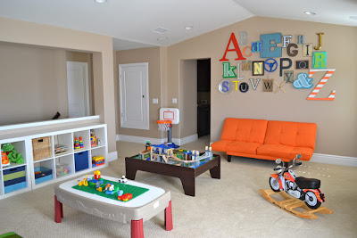 DIY Playroom Ideas from Thrive 360 Living
