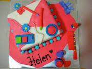 Helen's MakeUp cake