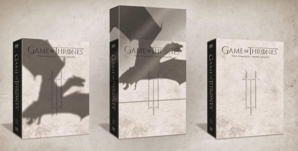 Juego de Tronos tercera temporada edición Blu-ray - Juego de Tronos en los siete reinos