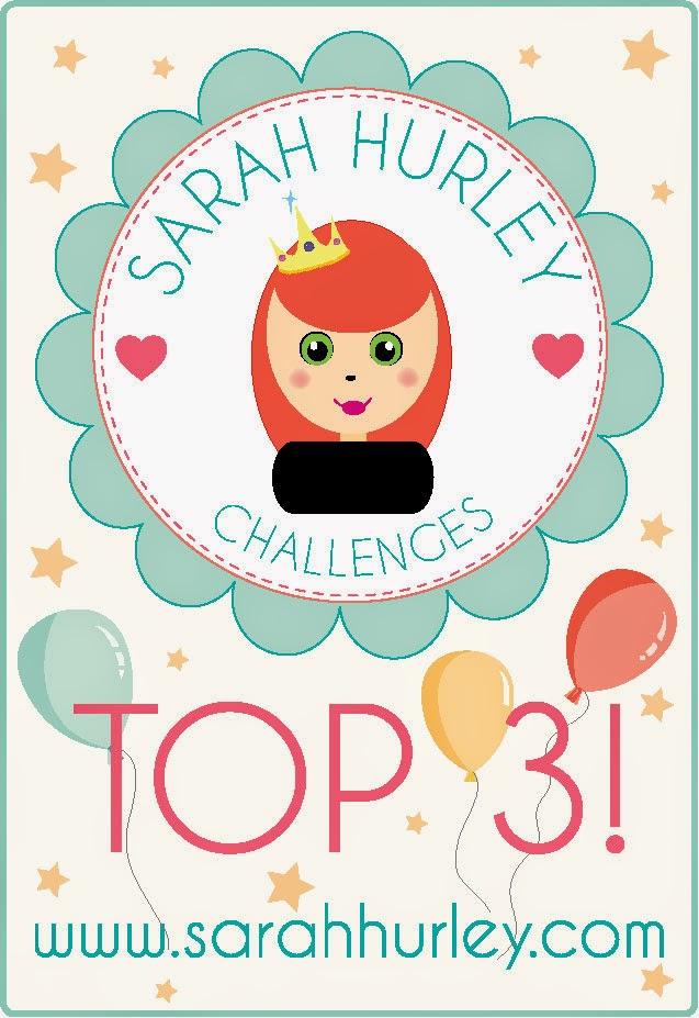 top 3 sarah hurley