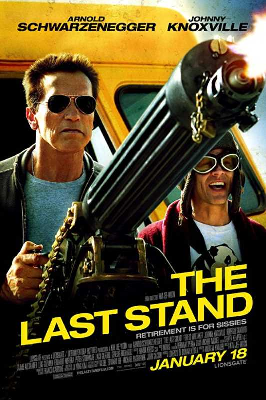 The Last Stand 2013 720p Esub BluRay  Dual Audio English Hindi GOPISAHI