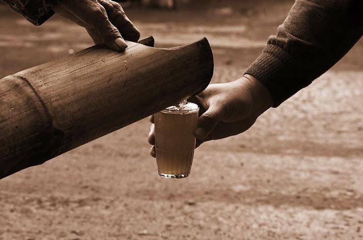 Lahang beer