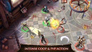 Free Dungeon Hunter 4 Android Game ,