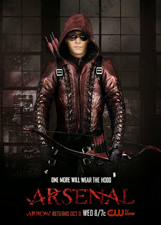 Arrow Temporada 3 audio español