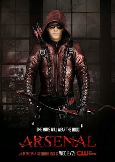 Arrow Temporada 3 Audio Latino