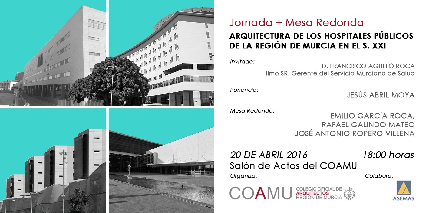 Emilio garc a roca jornada mesa redonda arquitectura for Servicio tecnico roca murcia