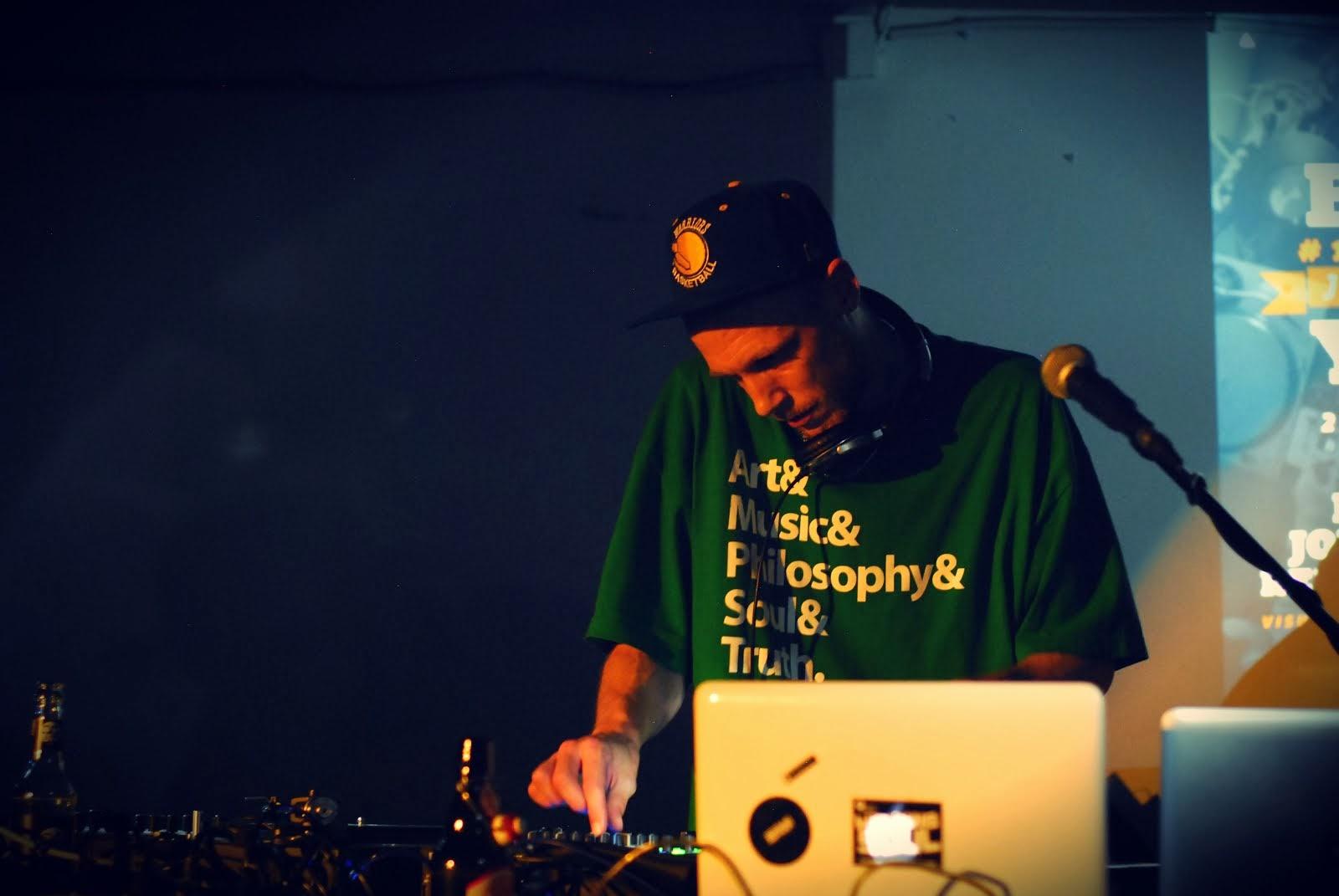 BEATPETE - BACKYARD JOINTS Host / DJ