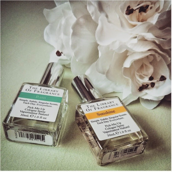 The Library of Fragrance review