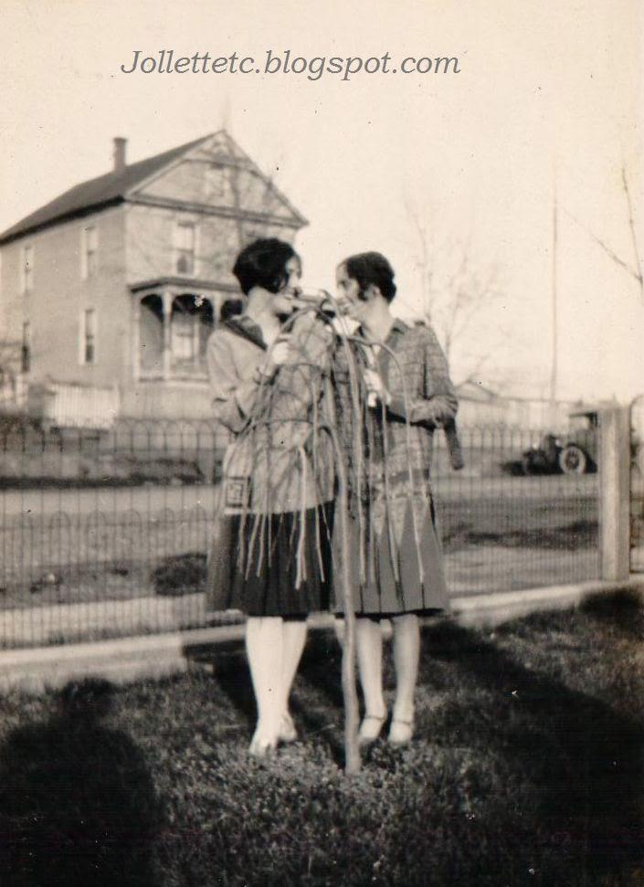 Velma Davis and Olive Williams Shenandoah, Virginia